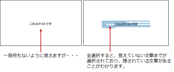 PowerPointの落とし穴